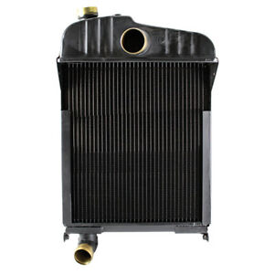 Am1771t New John Deere Tractor Non pressurized Radiator M Mt 40 320 330 Am639t