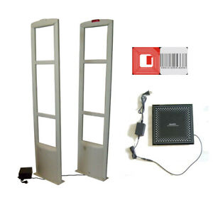 New Checkpoint Compatible 8 2mhz 1000 Label Eas Security System From Usa