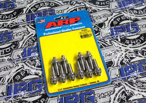 Arp Std Length Intake Manifold Studs For 1992 2000 Honda Civic Sohc D16z6 D16y8