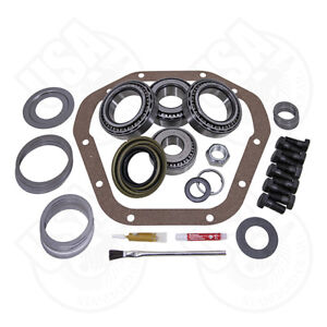 Usa Standard Master Overhaul Install Kit Dana 70 Differential Ford Dodge Gmc