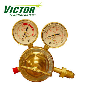 Victor Acetylene Regulator Heavy Duty Sr460a 510 0781 0584