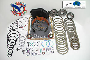 4l60e Rebuild Kit Heavy Duty Heg Ls Kit Stage 4 1997 2000