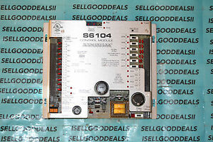 Automated Logic S6104 Bacnet Control Module Missing Wire Terminals
