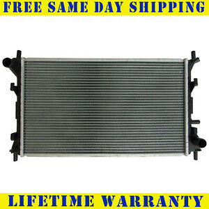 Radiator For Ford Fits Focus 2 0 2 3 L4 4cyl 2296