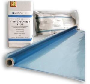 Photopolymer Film Photo imageable Dry Film Resist For Etching Pcb Gravure
