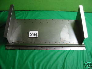 Jaguar Xk 120 Xk120 most 9 Spare Wheel Tray x34