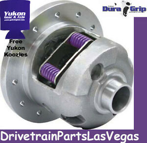 Dana 44 30 Spline Yukon Duragrip Posi Differential Includes Additive