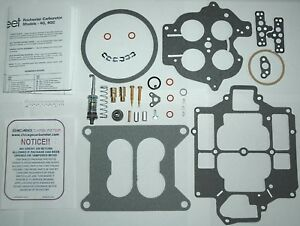 1964 Carb Kit Buick 4 Barrel Rochester 4gc s 7024044 7024045 V8 300 Engine