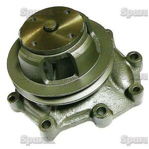 Ford Tractor Water Pump 755 3400 3500 3550 4400 4500 6500 7500 Backhoe Loader