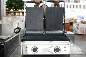 Ozti Double 2 handle Panini Grill