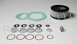 Kellogg 321 Head Overhaul Kit Gaskets Valve Disc Springs Air Compressor Parts