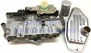 68rfe 2007 2010 Remanufactured Valve Body 6 7l Chrysler Dodge Transmission