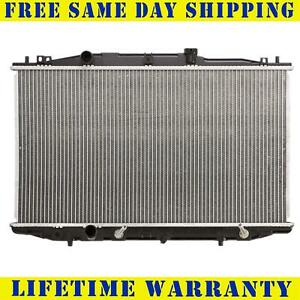 Radiator For 2003 2007 Honda Accord 4cyl 2 4l Lifetime Warranty Free Shipping
