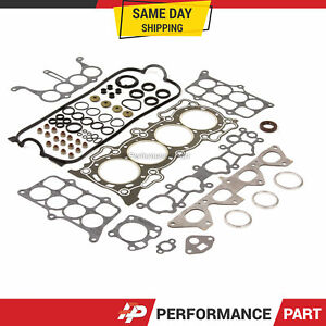 Head Gasket Set Fits 91 96 Honda Accord Prelude 2 2l Sohc F22a1 F22a4 F22a6