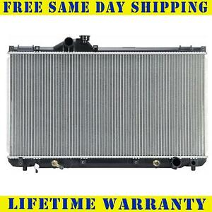 Radiator For 2001 2005 Lexus Is300 V6 3 0l Lifetime Warranty Fast Free Shipping