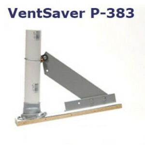Snow Guards Ventsaver P 383 Stove Chimney Pipe Protect Metal Roof Snowbreaker