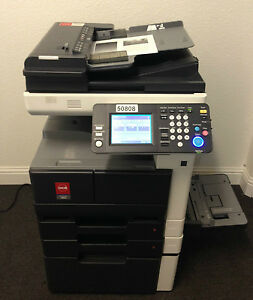 Konica Minolta 282 Oce Branded 2821 Copy Print Scan Fax Free Shipping In Usa