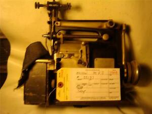 Merrow 35 fj Sewing Machine For Crochet And Shell Stitching Tag3948