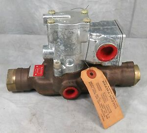 Bellows valvair Pilot Inline Mini king Speed King Solenoid Model 1432 2f3