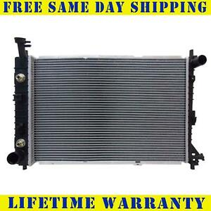Radiator For 1997 2004 Ford Mustang V6 3 8l Lifetime Warranty Fast Free Shipping