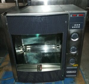 Hobart Hr5 Electric Rotisserie Oven Hr5
