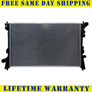 Radiator For 2007 2015 Ford Edge Lincoln Mkx V6 3 5l 3 7l Fast Free Shipping