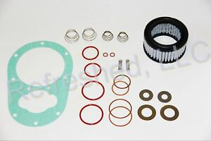 Kellogg 335 Hok 335 Ke Head Overhaul Kit Gaskets Valve Disc Air Compressor Parts