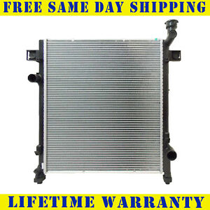 Radiator For 2008 2012 Jeep Liberty 3 7l Lifetime Warranty Fast Free Shipping