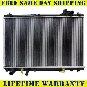Radiator For Toyota Fits Highlander 3 3 V6 6cyl 2452