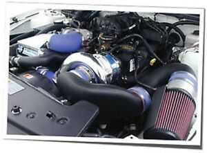 Vortech 2005 2008 Ford Mustang V6 4 0l Supercharger Systems