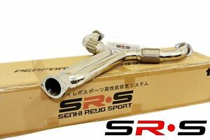 Sr s Tuning Y Pipe System Full T 304 New Srs For 02 03 04 05 06 07 Nissan 350z