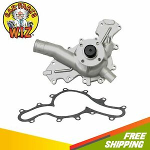 New Water Pump Fits 97 11 Ford Mercury Mazda Land Rover 4 0l Sohc