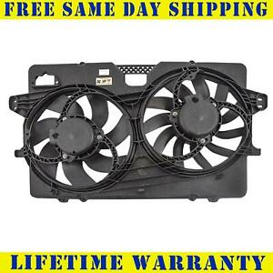 Radiator And Condenser Fan For Ford Escape Mercury Mariner Fo3115182