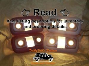 1 1996 99 Dome Light map Reading Light And Parts For Suburban Tahoe Yukon