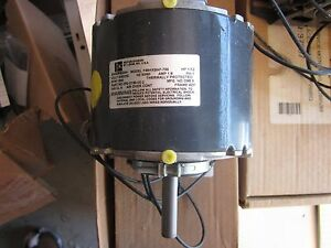 Emerson F48hxbaf 798 Motor New Old Stock