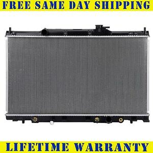 Radiator For 2007 2011 Honda Element 2 4l Lifetime Warranty Fast Free Shipping