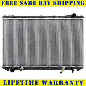 Radiator For 1994 1999 Toyota Camry Avalon Lexus Es300 V6 3 0l Free Shipping