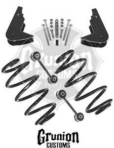 Mcgaughys Chevy Tahoe 5 Rear Drop Kit 33073