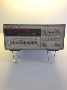 Hewlett Packard 5316b Universal Counter