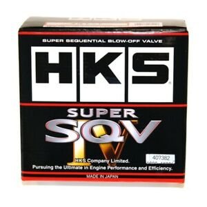Hks Sqv4 Blow Off Valve Kit For 07 09 Mazdaspeed 3 p n 71008 az008