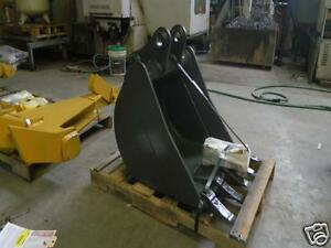 Mini Excavator Bucket 24 Fits Excavator 10000 14000 Lbs New Usa Attachments