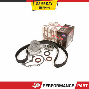 Chevrolet Geo Toyota Corolla Mr2 Supercharged 4age Timing Belt Kit Water Pump