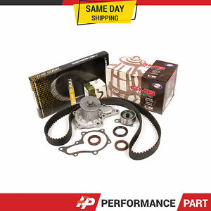 Toyota Corolla Mr2 Supercharged Chevy Geo 4age Timing Belt Kit Gmb Water Pump