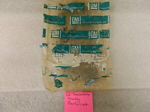 Nos Gm Sealed Bag 1962 Corvette With 4 Speed Transmission Mount Bracket