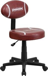 Football Design Task Office Chair Kids Or Aduls Office Desk Chair