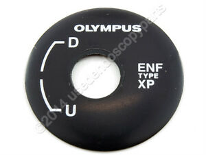 Endoscope Up down Plate Enf xp Model Olympus Oem Endoscopy Part