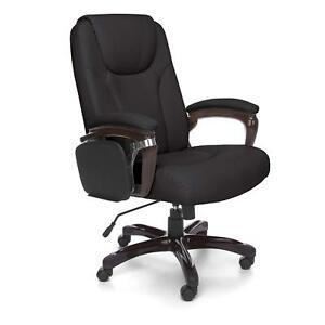 High Back Multi Task Black Color Executive Office Desk Chair Conference Chair