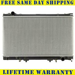 Radiator For 1995 2000 Lexus Ls400 4 0l V8 Lifetime Warranty Fast Free Shipping