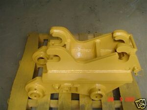 Quick Coupler For 24000 30000 Lb Excavator New Usa Attachments