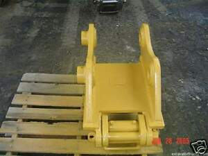 Quick Coupler For 30000 39000 Lb Excavator New Usa Attachments